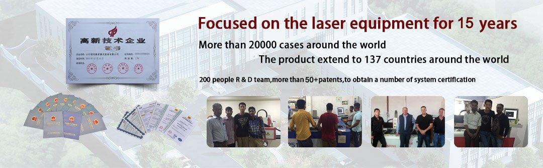 constructeur de machine de découpage de laser de fibre--LASER DE LEIMING